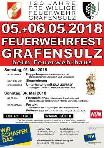 Florianifeier des Unterabschnittes Ladendorf @ Grafensulz