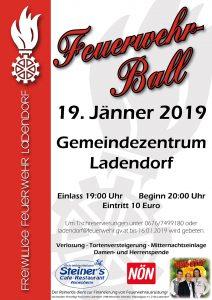 Feuerwehrball @ Gemeindezentrum Ladendorf