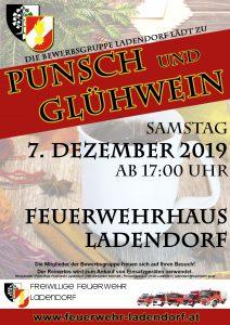 Punschstand @ Feuerwehrhaus Ladendorf